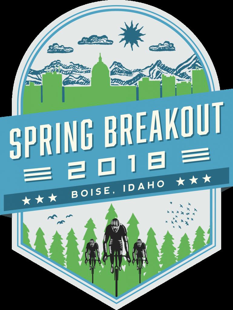 2018 Spring Breakout Logo