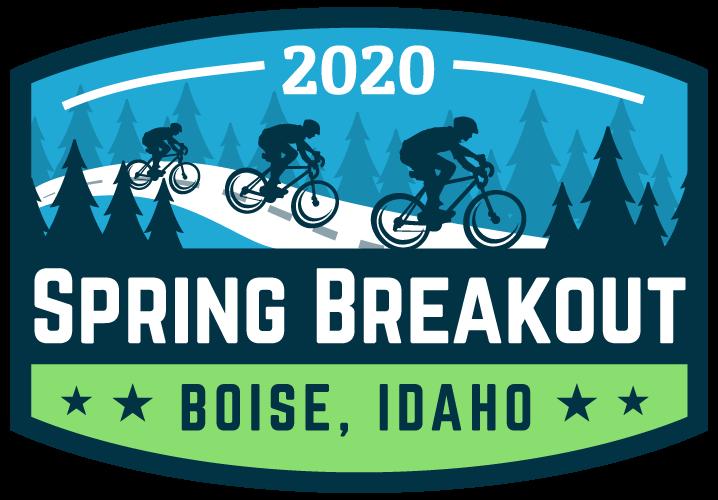 Spring Breakout 2020 Logo